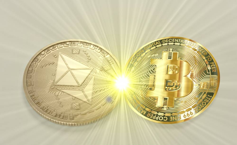 The Ethereum network processes more than twice the transaction volume of Bitcoin. ico